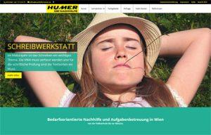 Nachhilfe Humer Wien